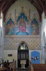 Weybread St Andrew church