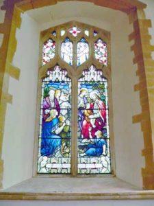 Frostenden All Saints church