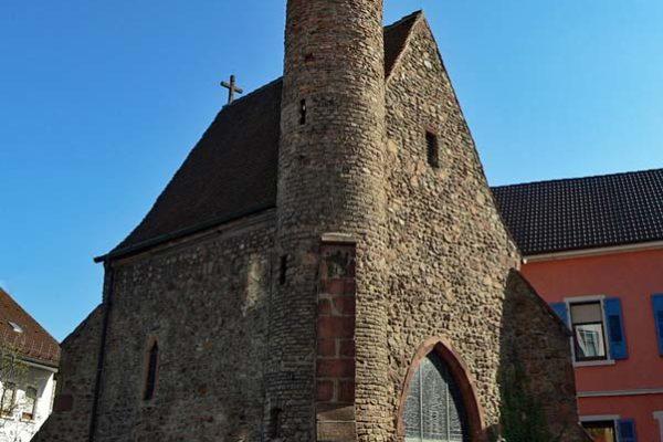 Achern St Nikolaus Kapelle
