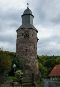 Kirche Reckershausen