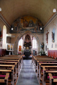 Bescheid Dreifaltigkeitskirche