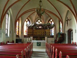 Betzendorf St Peter & St Paul