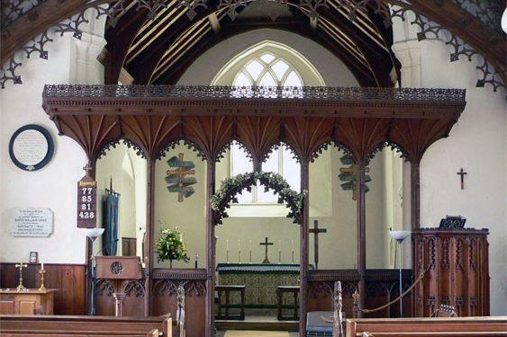 Bawburgh St Mary & St Walstan