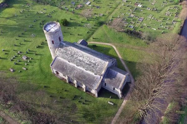 Burnham Norton St Margaret Drone Photo