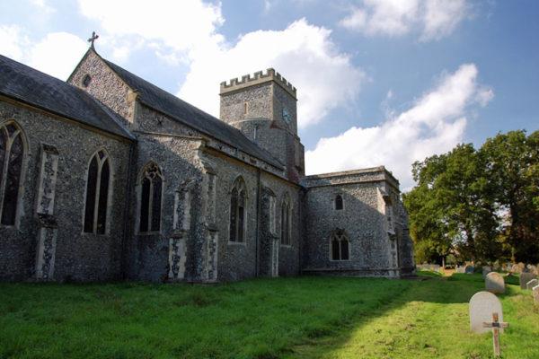 Denton St Mary