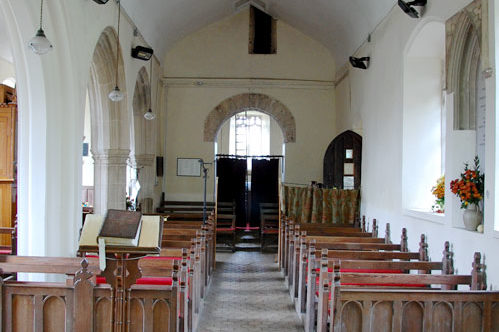 Beachamwell St Mary