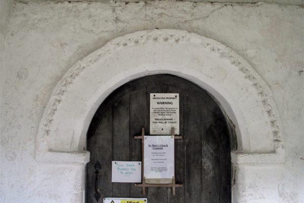 Cranwich St Mary