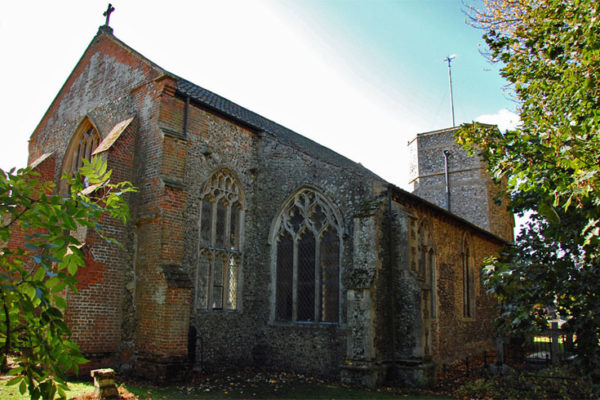 Brandiston St Nicholas