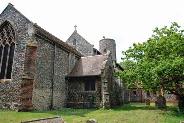 Bradwell St Nicholas