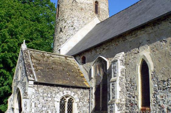 Burgh Castle St Peter & Paul
