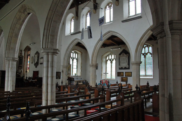 Long Stratton St Mary