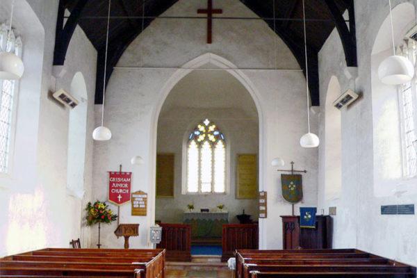Gresham All Saints