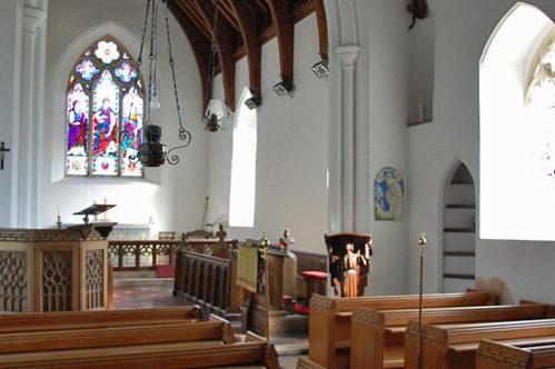 Howe St Mary