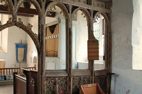 Hardwick St Margaret