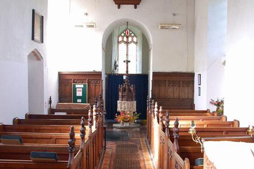 Morningthorpe St John the Baptist