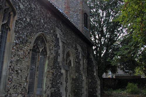 Norwich St Etheldreda